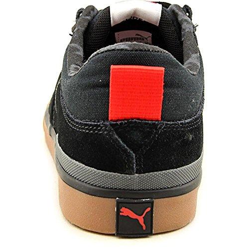 Puma Funist Slider Hommes Synthétique Baskets black-dark shadow