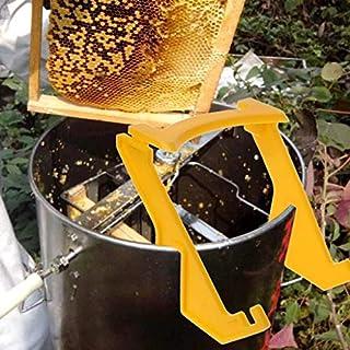 Gaddrt Plastic Bee Honey Holder Honey Bucket Rack Grip Frame Beekeeping Beekeepers Tool