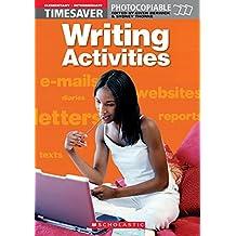 Writing Activities Elementary - Intermediate (Timesaver)