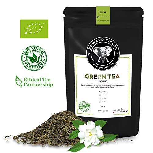 Edward Fields ® Tea - Té verde sencha orgánico