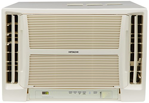 Hitachi 1.1 Ton 5 Star Window AC (RAV513HUD Summer QC,...