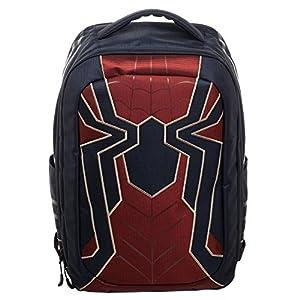 51cOFH0WMVL. SS300  - Bioworld Marvel Avengers: Infinity War Iron Spider Built Up Laptop Mochila