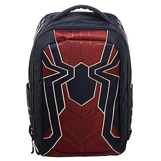 Bioworld Marvel Avengers: Infinity War Iron Spider Built Up Laptop Mochila