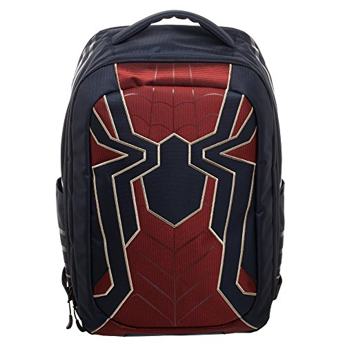 Bioworld Marvel Avengers: Infinity War Iron Spider Built Up Laptop Rucksack (Built Laptop Rucksack)