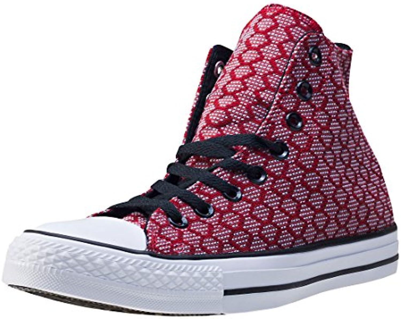 Converse Ct All Star Ii Hex Jaquard Hi Herren Sneakers