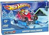 Mattel W8981 - Hot Wheels Adventskalender