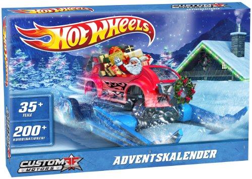 Imagen principal de Mattel W8981 Hot Wheels - Calendario de Adviento [Importado de Alemania]