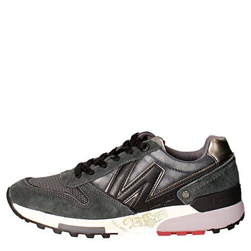 Wrangler Sneakers Uomo Cod wm162180 Col Anthracite Vedi Foto