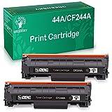 GREENSKY Cartuccia Toner Compatibile Sostituzione per HP CF244A 44A per HP Laserjet Pro MFP M28a MFP M28w M15a M15w Stampante (2 Nero)