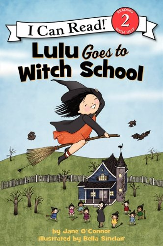 Lulu Goes to Witch School (I Can Read, Level 2)