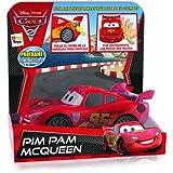 IMC Toys - Cars. Juego Pim Pam Mcqueen