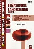 Hématologie Cancérologie - Module 10
