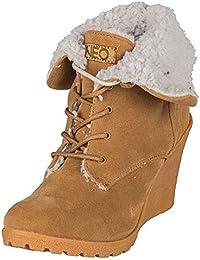 Amazon.es  adidas - Botas   Zapatos para mujer  Zapatos y complementos 67d49071840cb