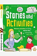 Read with Oxford: Stage 2: Biff, Chip and Kipper: Stories and Activities: Phonics practice, writing, word fun, colouring and more Paperback