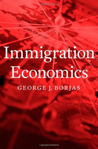 Immigration Economics por George J. Borjas