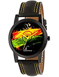 Jack Klein Tri Color High Quality Watch