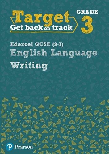 Descargar PDF Target Grade 3 Writing Edexcel GCSE (9-1