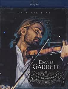 David Garrett - Rock Symphonies/Open Air Live [Edizione: Germania]