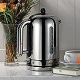 Dualit Classic Polished Rapid Boil Kettle 1.7L - Extra Quiet! (Model 72815)
