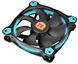 Thermaltake - Riing 14 - Ventilateur PC (12V - 28.1 DB - diam: 14cm - 1400 RPM) Bleu