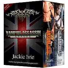 British 2-Pack: Vampire Assassin League (English Edition)