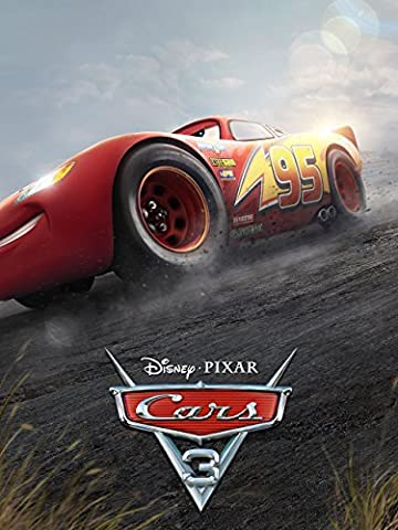 Cars 3 (With Bonus Content)