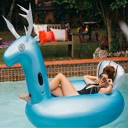 cm Riesen Tier Aufblasbare Pool Float Floß, Seaside Foto Requisiten Floating Row Erwachsene/Kinder Schwimmen Wasser Spielzeug ()