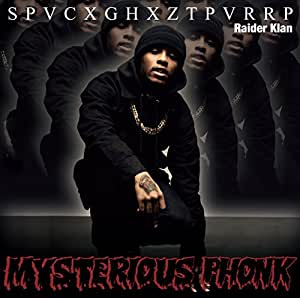 Mysterious Phonk: The Chronicles Of Spaceghostpurrp