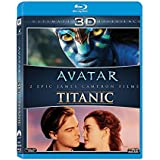 James Cameron 3D Movies Collection: Avatar + Titanic