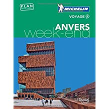 Guide Vert Week End Anvers Michelin