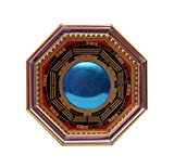 Rebuy Vastu/Feng Shui/Pakwa Mirror For Protection And Remove Out side Negetive Energy