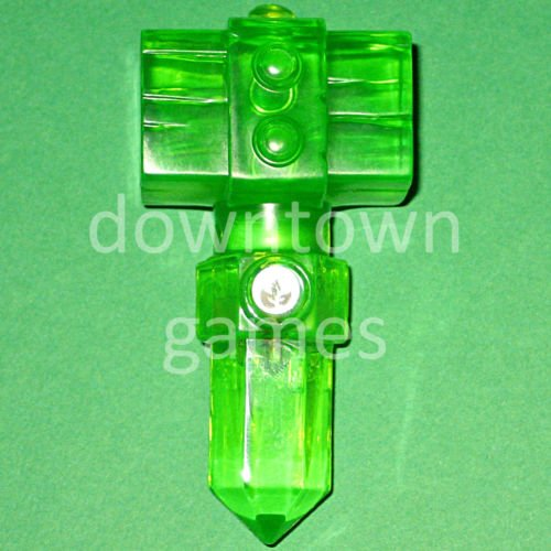 landers Trap Team NEW green crystal figure from starter pack ()
