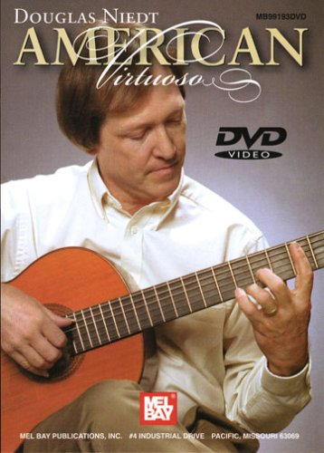 DOUGLAS NIEDT: AMERICAN VIRTUOSO REINO UNIDO DVD