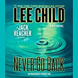 Never Go Back - A Jack Reacher Novel - 28,83 €