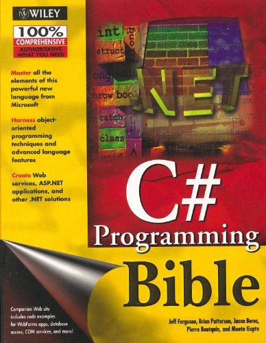 C# Programming Bible