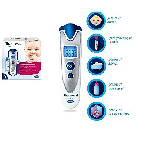 Thermoval baby sense termómetro infrarrojos distancia