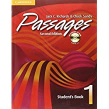 Passages Student's Book 1 with Audio CD/CD-ROM: An upper-level multi-skills course by Jack C. Richards (2008-03-10)
