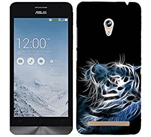 WOW 3D Printed Designer Mobile Case Back Cover For Asus Zenfone 6
