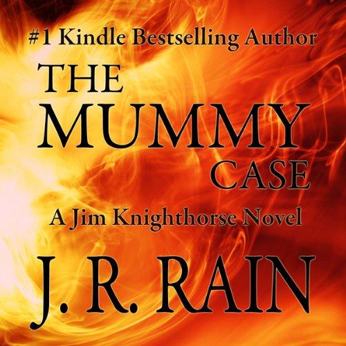 The Mummy Case  Audiolibri