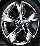 Original BMW Alufelge 1er E81 E82 E87 E88 Sternspeiche 311 verchromt in 18 Zoll für hinten