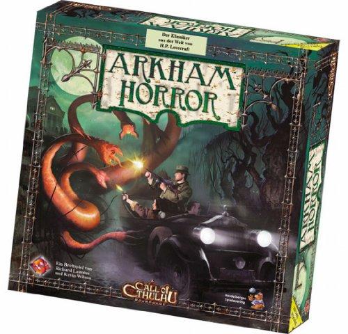 Preisvergleich Produktbild Heidelberger Spieleverlag HE105 - Arkham Horror Deutsch