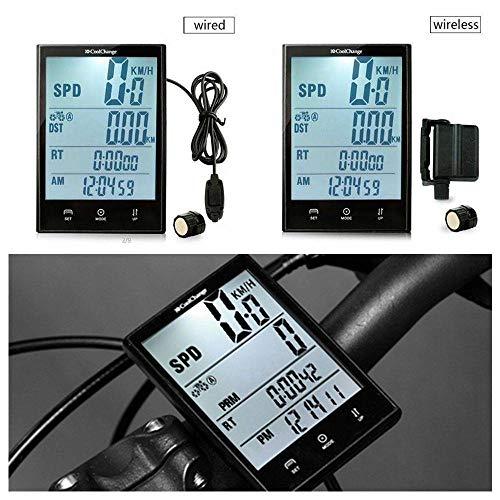 Zoom IMG-2 mzj contachilometri contagiri per bicicletta