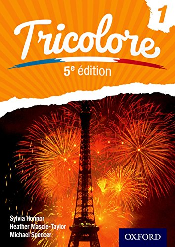 Tricolore 5th Edition Evaluation Pack: Tricolore 5e édition Student Book 1