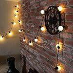 Guirlande Festive 20 Ampoules Rondes...