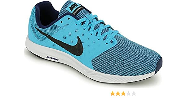 3ed51aa1cb54 Nike Downshifter 7 Men s Sports Running Shoes-Uk-11  Buy Online at Low  Prices in India - Amazon.in