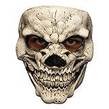 Máscara de Calavera blanca