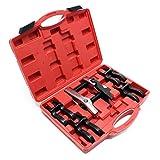 Qiilu 6-28mm Extracteur de Bras dessuie-glace Outil de R/éparation Borne Batterie Roulement D/émontage