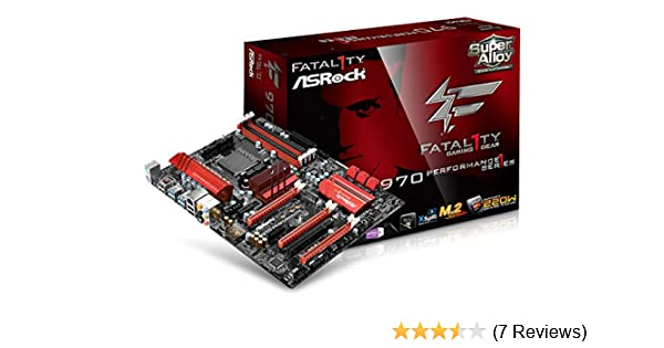 ASROCK FATAL1TY 970 PERFORMANCE3.1 REALTEK LAN DRIVERS FOR WINDOWS 8