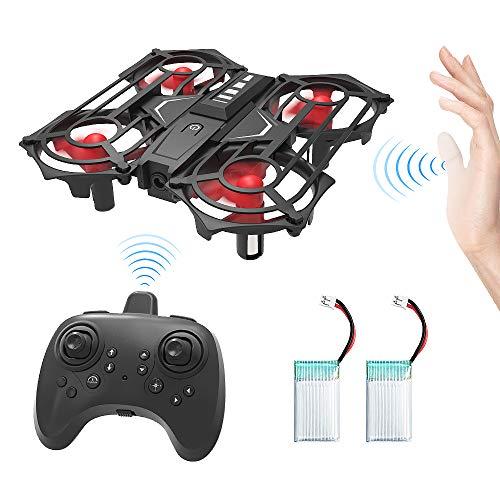 HOMMINI RC Drone, Mini Drone retención altitud Modo