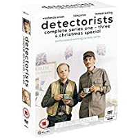 Detectorists - Series 1-3 + '15 Xmas Special Box Set